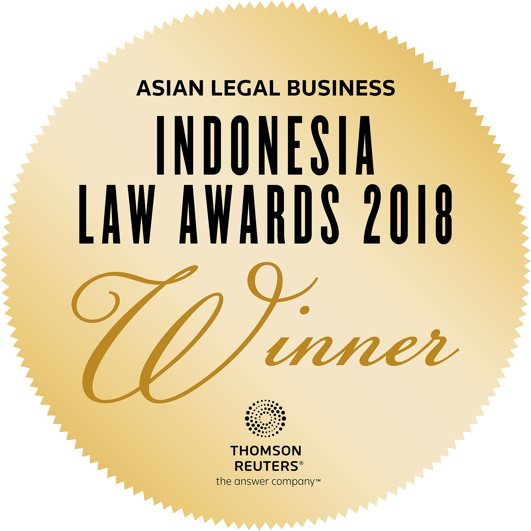 Asia Legal Business Indonesia Law Awards