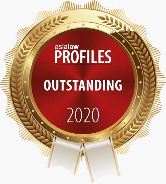 Asialaw Profile Outstanding Firm 2020