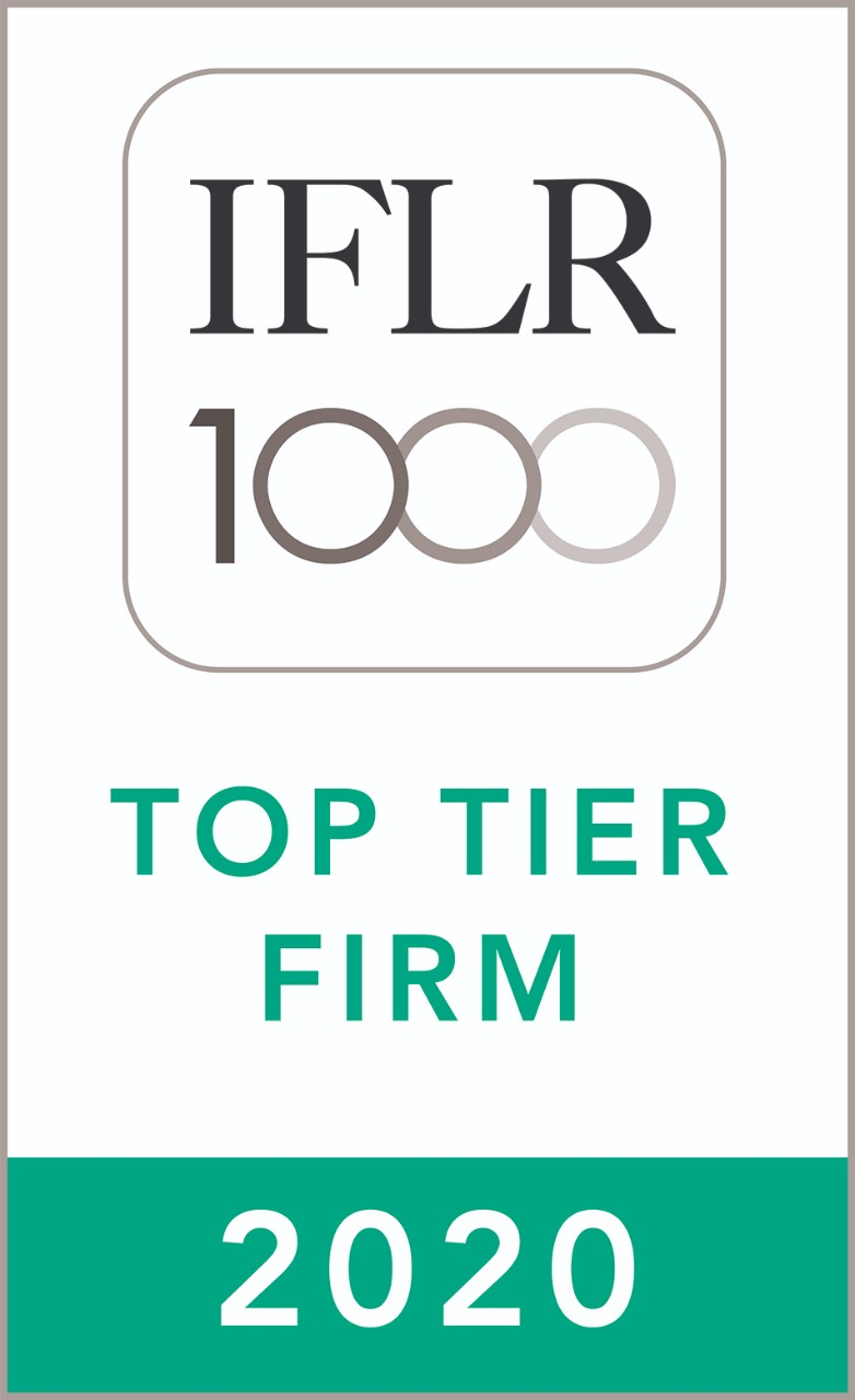 Top Tier Firm IFLR