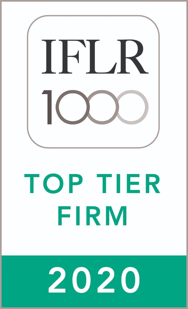Top Tier Firm IFLR