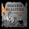 Discern Realities Podcast - Dungeon World Basics 08 - Fronts