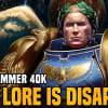 Lore In Official Rulebooks on the Decline