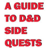 A Guide to D&D Side Quests