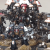 Black Templar Dreadnoughts & Allied Knights