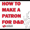 How to Make a Warlock Patron for D&D