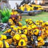 Imperial Fists vs Orks Battle Report