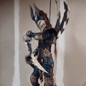 Amazing Dark Eldar Cosplay