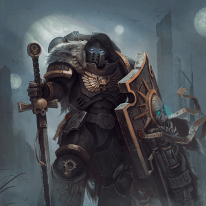 Brother Avitrius of the Iron Chorus (Homebrew Chapter)