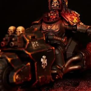 Legion of the Damned Outrider