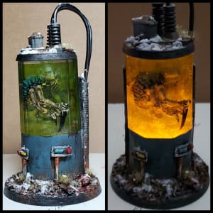Objective Marker with Light