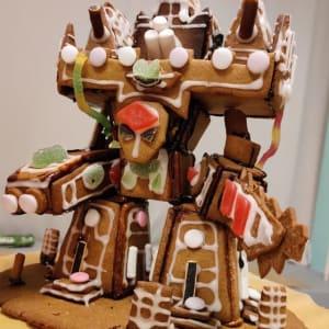 Gingerbread Titan