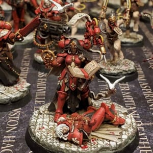 Sisters of Battle Army