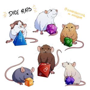 Dice Rats