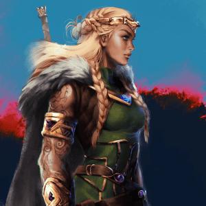 Empress Freya Eldridsdottir