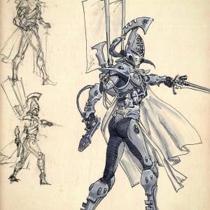The Eldar Autarch