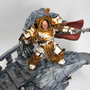 Horus, Primarch of the Lunar Wolves