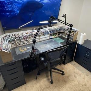 Clean Hobby Space