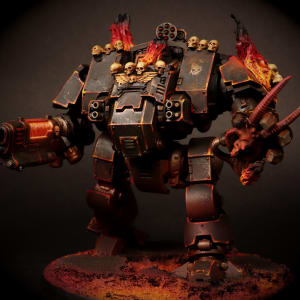 Legion of the Damned Redemptor
