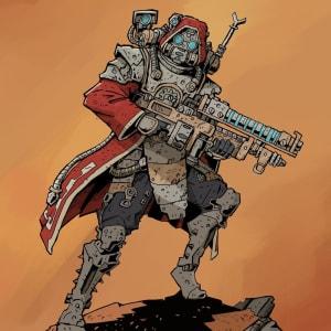 Mechanicus Skitarii Ranger