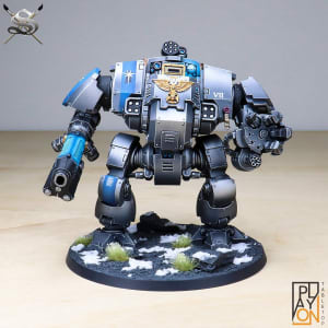 Astral Claws Redemptor Dreadnought