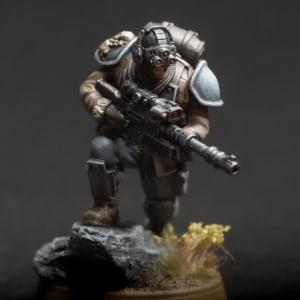 Fenrisian Guard Sniper