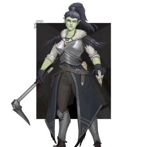 Killmanrock, Priest of the Raven Queen