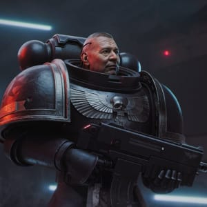 Primaris Lieutenant Eothrus