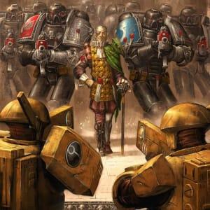 Imperium/Tau Diplomacy