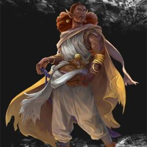 Hosori Warrior