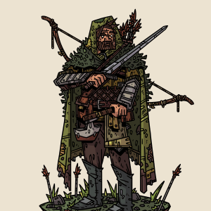 Human Swamp Scout