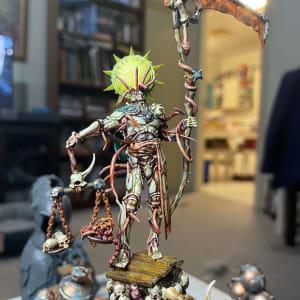 Daemon Prince of Nurgle