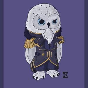 Young Owlfolk Artificer
