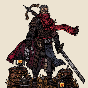 Viktor Bruck, Hexblade Warlock