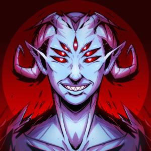 Alieae, the Warlock Patron