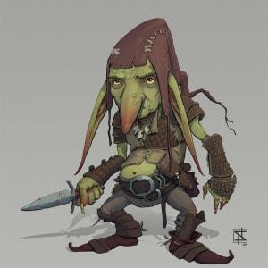 Droop the Goblin