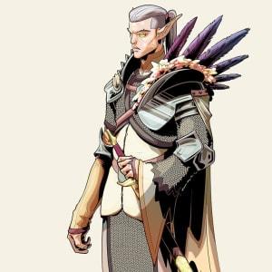 Araleth Letheranil, Prince of Stars