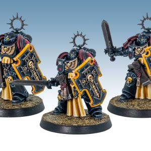 Black Templar Bladeguard Veterans