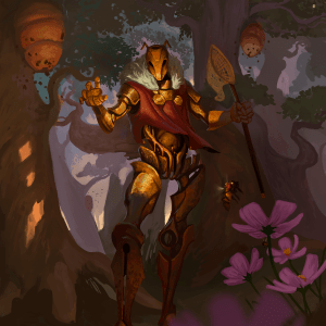 Warforged Swarmkeeper