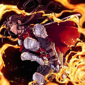 The Flaming Rose of Thunderkeep