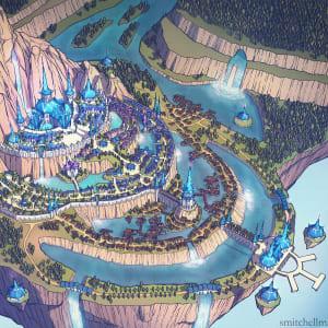 Vapore Floating City