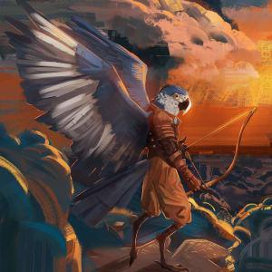 Aarakocra Ranger, Antares