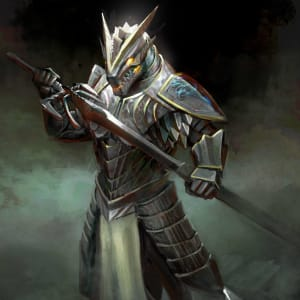 The Metal Dragon, Archon