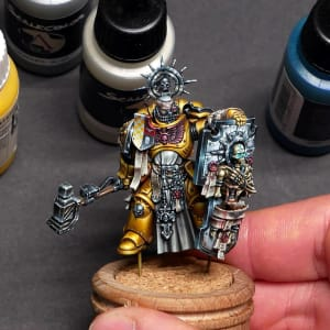 More Imperial Fist