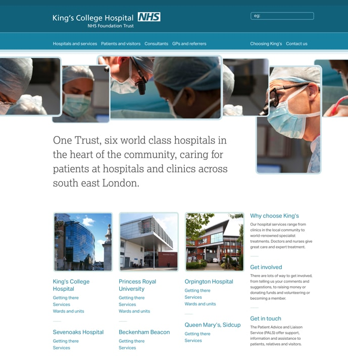 Kings College Hospital Trust