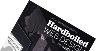 Hardboiled Web Design Fifth Anniversary Edition