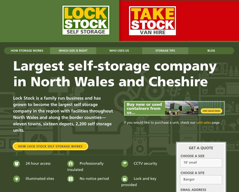 Lock Stock Self Storage
