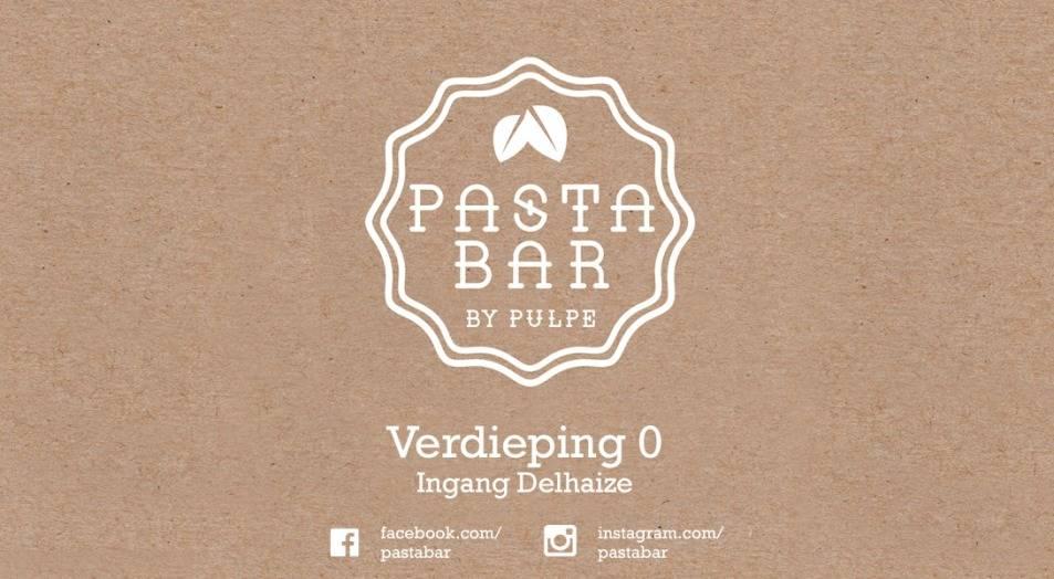 Nieuw! Puple Pasta Bar!