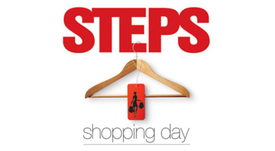 Steps Shopping day
