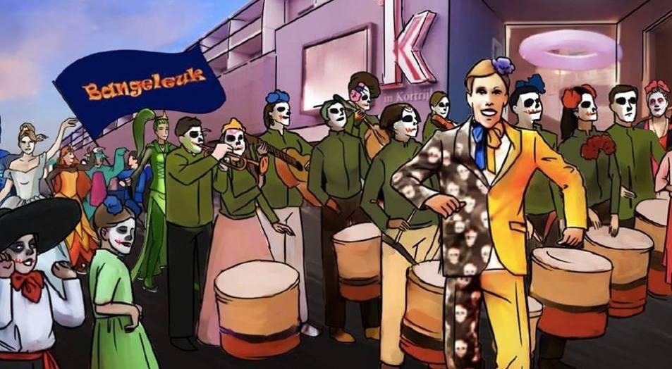 Bangeleuk Parade