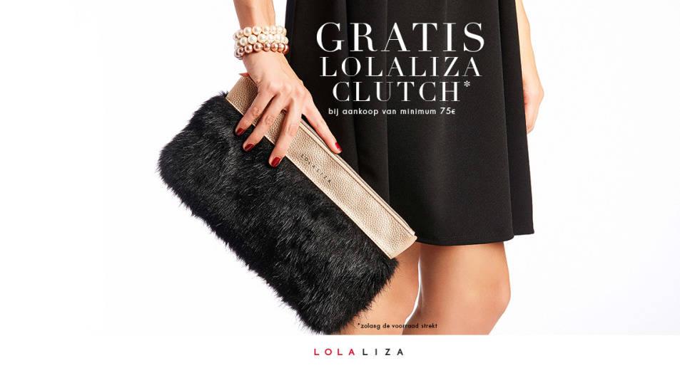 GRATIS LOLALIZA CLUTCH